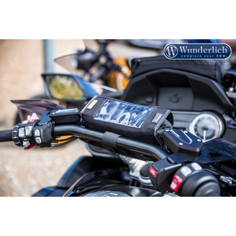 WUNDERLICH BMW Wunderlich Sacoche de guidon »BARBAG MEDIA« 20890-100 Boutique en Ligne