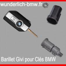 WUNDERLICH BMW Barillet Pour Top-case Givi code à la Clés BMW 16100-100 Boutique en Ligne