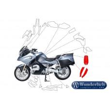 WUNDERLICH BMW Film protecteur pour coffres / valises - transparent 33321-000 Boutique en Ligne