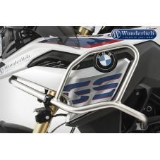 WUNDERLICH BMW Arceaux de protection de réservoir »ADVENTURE« - acier inoxydable 41580-300 Boutique en Ligne
