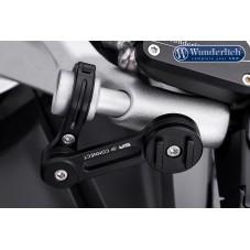 WUNDERLICH BMW Adaptateur Wunderlich de SP-Connect pour guidons bracelet - argent 45150-401 Boutique en Ligne