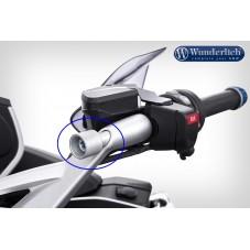 WUNDERLICH BMW Adaptateur Wunderlich de SP-Connect pour guidons bracelet 45150-401 Boutique en Ligne