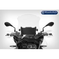 WUNDERLICH BMW Bulle Wunderlich »MARATHON« avec renfort de bulle - gauche et droite - transparent 42710-501 R 1200 GS LC (201...