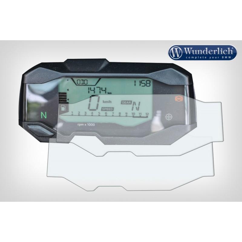 WUNDERLICH BMW Kit de films protecteurs d'écran pour G 310 45190-900 Boutique en Ligne
