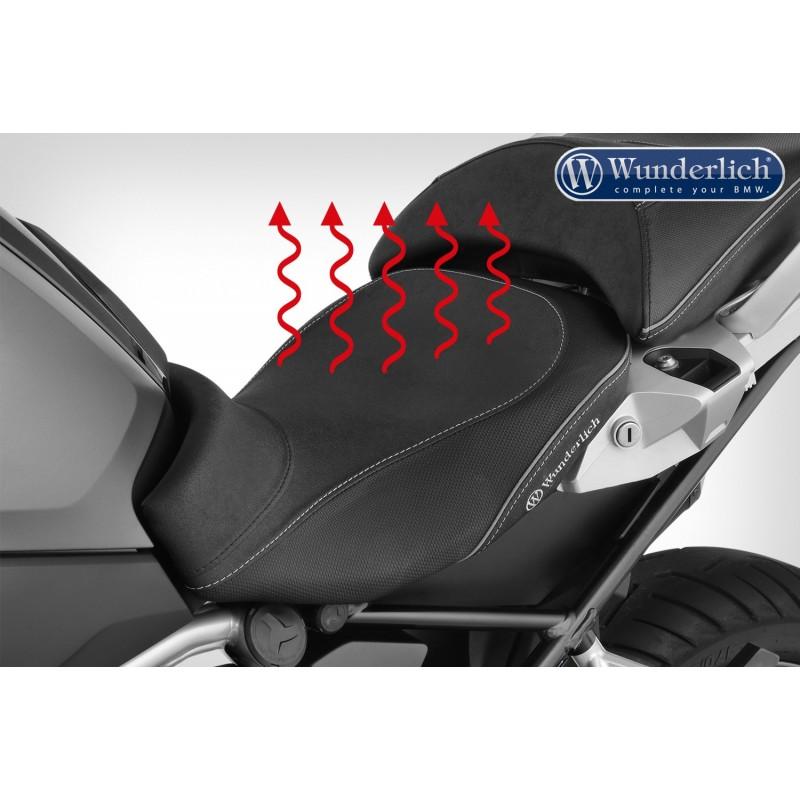 WUNDERLICH BMW Wunderlich selle conducteur »AKTIVKOMFORT« avec chauffage intégré - bas - noir 42720-612 Boutique en Ligne