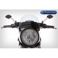 "WUNDERLICH BMW Carénage Wunderlich ""VINTAGE TT"" R nineT - Black Storm Metallic 30471-305 Boutique en Ligne"