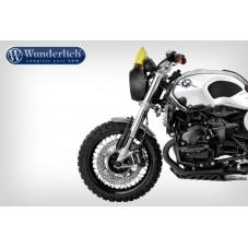 WUNDERLICH BMW Garde-boue Classic avant R nine T - bas - argent 44850-010 Boutique en Ligne