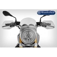"WUNDERLICH BMW Carénage Wunderlich ""VINTAGE TT"" R nineT - argent 30471-701 Boutique en Ligne"