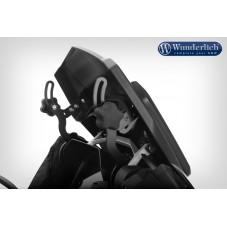 WUNDERLICH BMW Wunderlich Renfort de bulle avec bulle d´origine ou accessoire - gauche et droite - noir 43520-232 Boutique en...