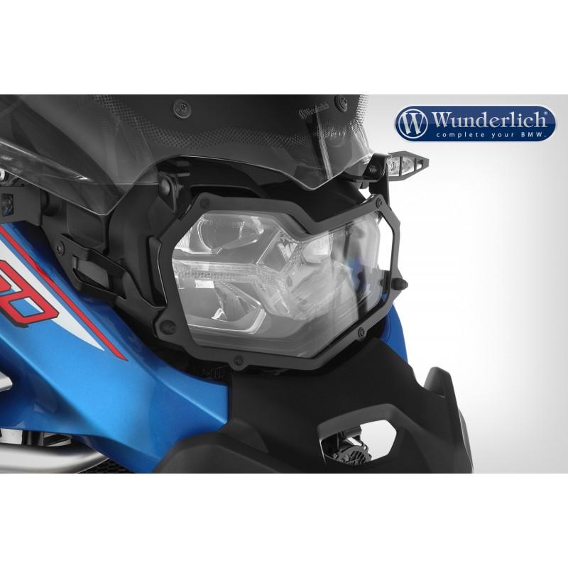 WUNDERLICH BMW Protège-phare Wunderlich »CLEAR« pour F 850 GS Adventure - noir 25858-102 Boutique en Ligne