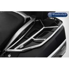 WUNDERLICH BMW Porte-bagages Wunderlich d'origine pour coffres - gauche - chromé 20570-200 Boutique en Ligne