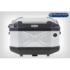 WUNDERLICH BMW Topcase Hepco & Becker Xplorer 45l - argent 30320-001 Boutique en Ligne