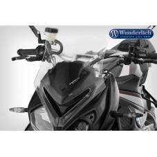 WUNDERLICH BMW Wunderlich Bulle de carénage »LONGDISTANCE« - haute - gris fumé 35751-102 Boutique en Ligne