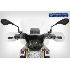WUNDERLICH BMW Wunderlich Bulle de carénage »R-MARATHON« - haute - transparent 30450-235 Boutique en Ligne