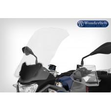 WUNDERLICH BMW Wunderlich Bulle de carénage »MARATHON« - Pour les modèles avec prise de carte originale - transparent 44921-1...