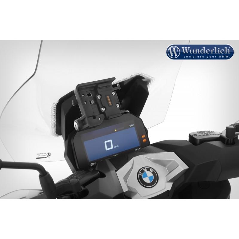 WUNDERLICH BMW Support de GPS Wunderlich pour Navigator original - noir 21095-002 Boutique en Ligne