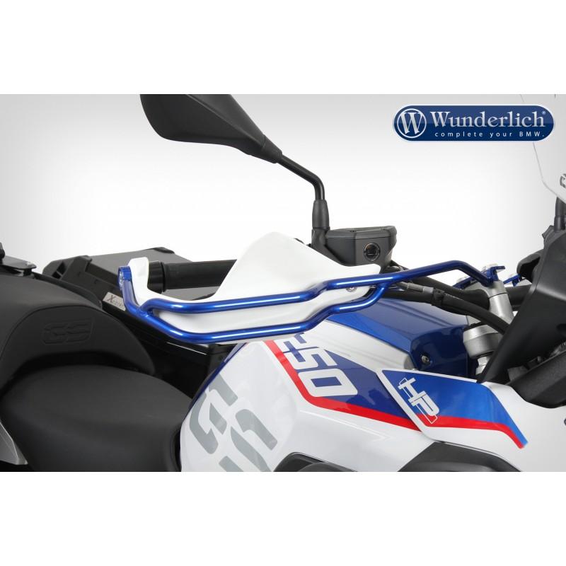 WUNDERLICH BMW Hepco&Becker Protège-poignée - gauche et droite - HP bleu 26444-005 Boutique en Ligne