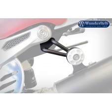 WUNDERLICH BMW Support de pot d'échappement Wunderlich R nineT - haute - noir 44201-502 Boutique en Ligne