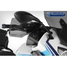 WUNDERLICH BMW Déflecteurs Wunderlich »MARATHON-PLUS« - gris fumé 20521-006 Boutique en Ligne