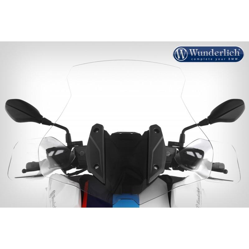 WUNDERLICH BMW Wunderlich Bulle de carénage »MARATHON« - transparent 41332-004 Boutique en Ligne