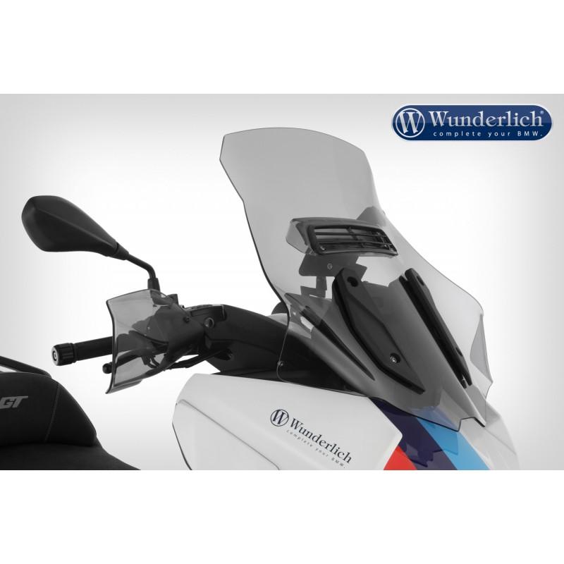 WUNDERLICH BMW Bulle de carénage »MARATHON AIRVENTED« avec aération réglable - gris fumé 41332-205 Boutique en Ligne