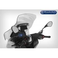 WUNDERLICH BMW Bulle de carénage »MARATHON AIRVENTED« avec aération réglable - transparent 41332-206 Boutique en Ligne