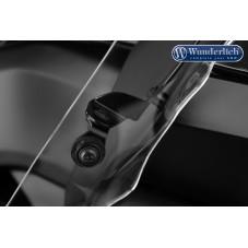 WUNDERLICH BMW Wunderlich Protections de jambes »VARIO« - gris fumé 35400-202affaire Boutique en Ligne