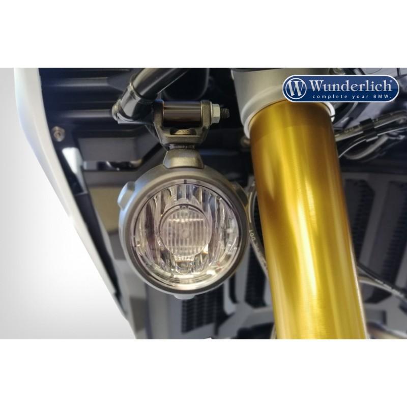 WUNDERLICH BMW Kit de montage d'origine Projecteur additionnel pour arceau de protect - Ensemble - noir 28363-202 Boutique en...