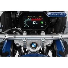 WUNDERLICH BMW Wunderlich Jambe de guidon - argent 25037-001 Boutique en Ligne