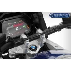 WUNDERLICH BMW Wunderlich Barre centrale de guidon - noir 25037-002 R 1200 GS LC (2013 - 2016)