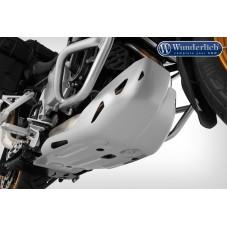 WUNDERLICH BMW Sabot moteur »EXTREME« Wunderlich - sans plaque de protection moteur d'origine - argent 26840-311 F 750 GS (20...