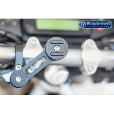 WUNDERLICH BMW Support moto SP-Connect de smartphone, Pack - Samsung S8+ / S9+ - noir 45150-310 Boutique en Ligne