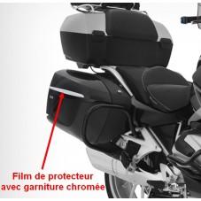 WUNDERLICH BMW Film protecteur pour coffres Venture Shield avec garniture chromée - transparent 33321-100 Boutique en Ligne
