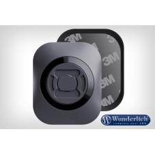 WUNDERLICH BMW SP-Connect Pad adhésif pour Smartphone « twist to lock » - Universel - noir 45150-000 Boutique en Ligne