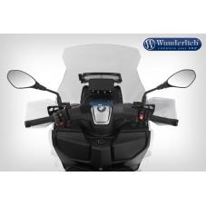 WUNDERLICH BMW Wunderlich Protège-mains »ERGO« - gris fumé 27520-702 Boutique en Ligne