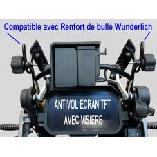 WUNDERLICH BMW Antivol Ecran TFT avec Visiere 1200 GS LC - 1250GS GS & Adventure - noir BM500-212 Boutique en Ligne