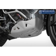 WUNDERLICH BMW Sabot Moteur »EXTREME« Wunderlich - argent 26850-301 Boutique en Ligne