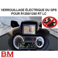 WUNDERLICH BMW Antivol renforcée électrique du GPS pour R1200/1250 RT LC pour Navigator 4 - 5 et VI BM500-400 Boutique en Ligne