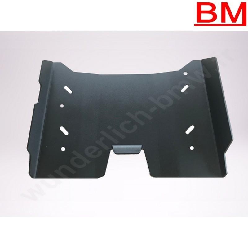 WUNDERLICH BMW Protection pour la béquille centrale - noir BM500-002 Boutique en Ligne