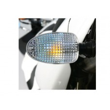 Wunderlich bmw Verre de clignotant «clear-flash» 34460-001