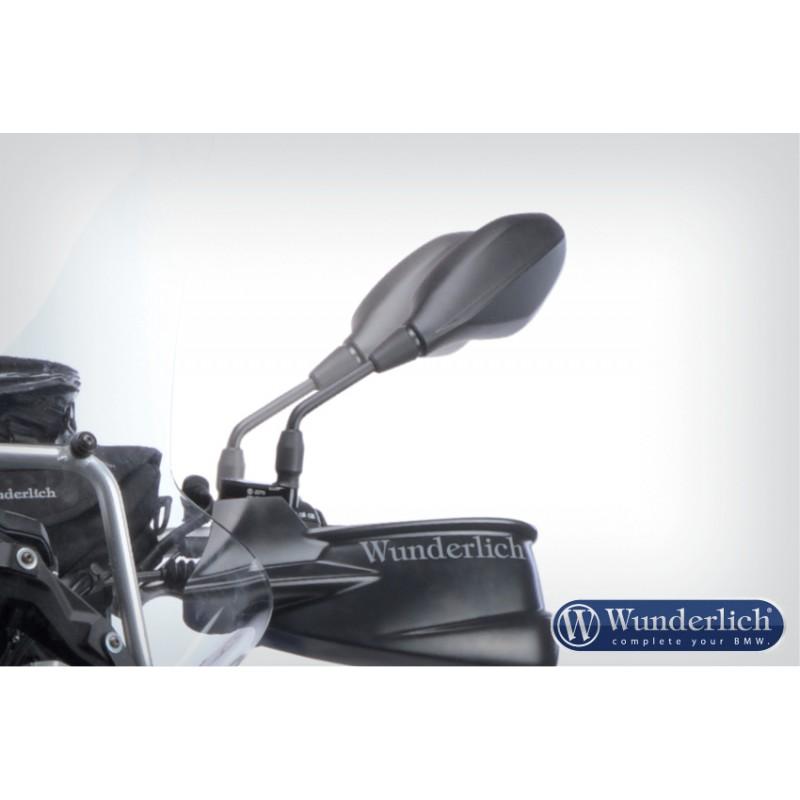 WUNDERLICH BMW Décalage de rétroviseur ERGO-Set (noir). 26100-002 Boutique en Ligne