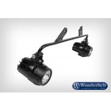 Wunderlich BMW R1250GS Set de montage phare supplémentaire orig pour arceau de protection - noir 28363-102