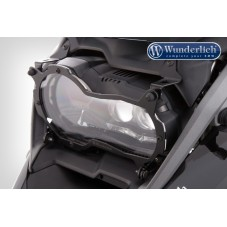 Wunderlich BMW R1250GS Protection de phares «Clear» rabattable - transparent 26660-300