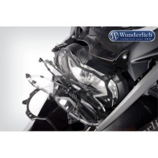 Wunderlich BMW R1250GS Protection de phares «Clear» rabattable - transparent 26660-200