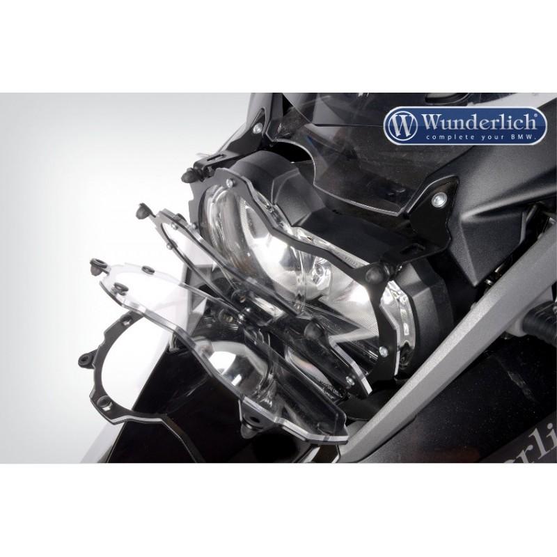 WUNDERLICH BMW Protection de phares «Clear» rabattable - transparent 26660-200 Boutique en Ligne