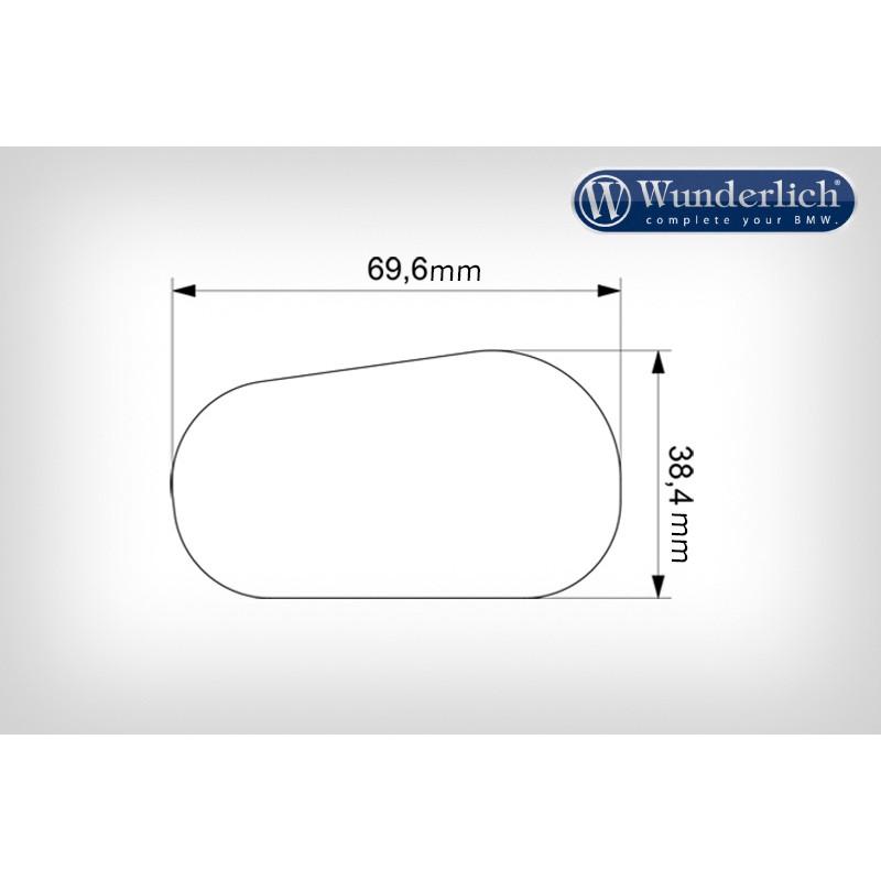 WUNDERLICH BMW Wunderlich Extension pour béquille latérale 27380-100 Boutique en Ligne