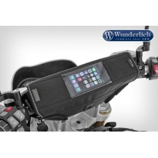 Wunderlich BMW R1250GS Sacoche de guidon BarBag MEDIA - L - noir 29870-100
