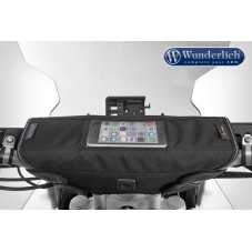 Wunderlich BMW R1250GS Sacoche de guidon BarBag MEDIA - XL - noir 29870-200