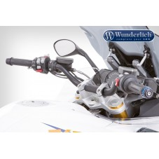 Wunderlich BMW R1250GS Guidon relevé pour R1200RS LC - argent 31000-501