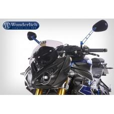 WUNDERLICH BMW Wunderlich bulle sportive »SPORT« - gris fumé 35751-002 Boutique en Ligne